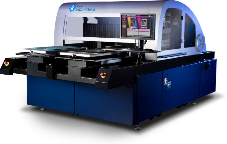 DTG Printer - Kornit Storm Hexa