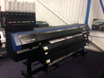 Mimaki TS300P-1800 demo model