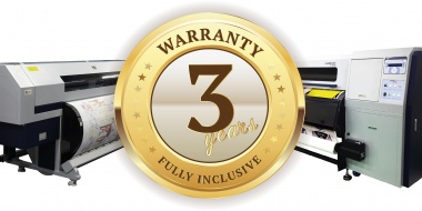 DGI 3 year warranty badge
