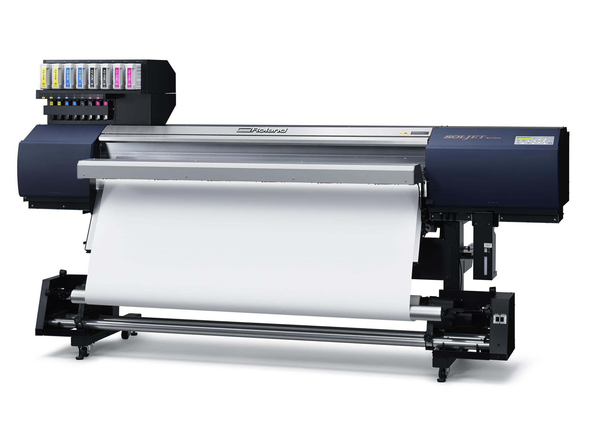Roland SolJet EJ-640 - Sabur Inks