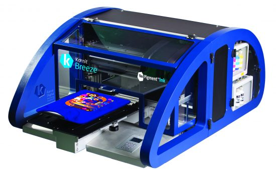 The Best T Shirt Printing Machinery for your Business