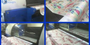 Kornit Allegro textile printer