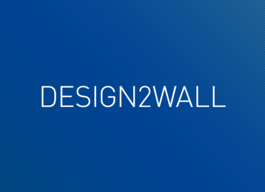 Non-Woven Design2Wall UV 150 Matt