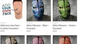 faceskins image