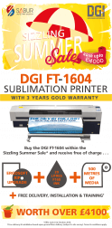 Summer savings with Sabur & DGI