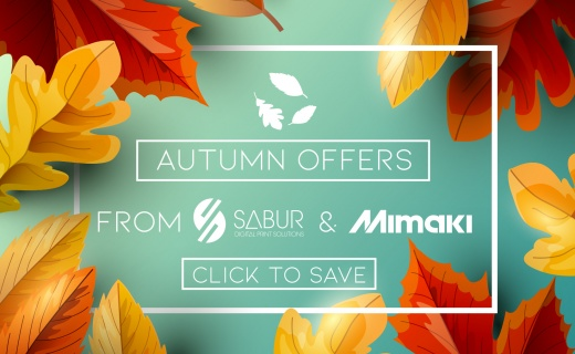 Autumn Offers from Mimaki