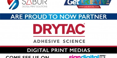Now Partnering Drytac
