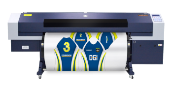 Poseidon sublimation printer