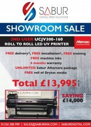Showroom Sale MAR 20 - social