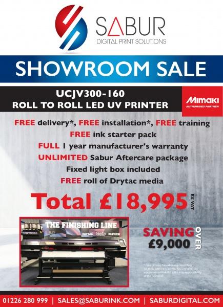 Showroom Sale MAR 20 - social